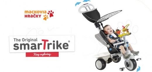 Trojkolka Smart Trike Recliner