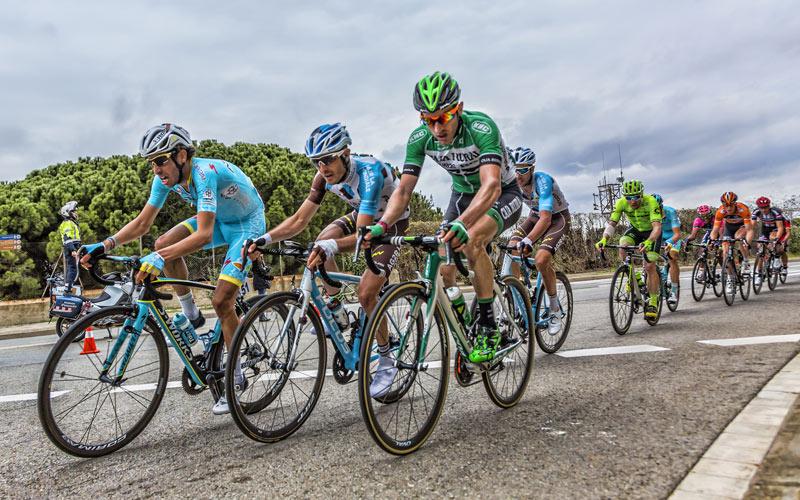 Preteky Volta Ciclista a Catalunya 2016