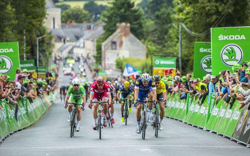 Cavendish, Kristoff, Kittel a Sagan