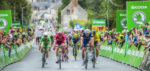 Etapa Tour de France - Bouille-Menard, 4. júl 2016