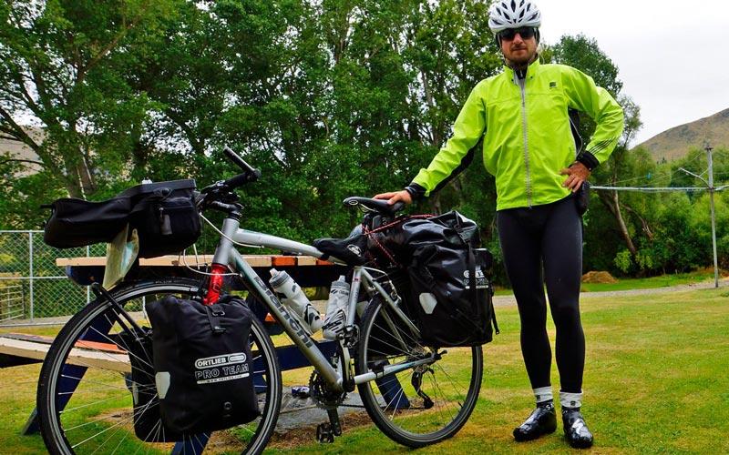 Nepremokavé cyklistické oblečenie