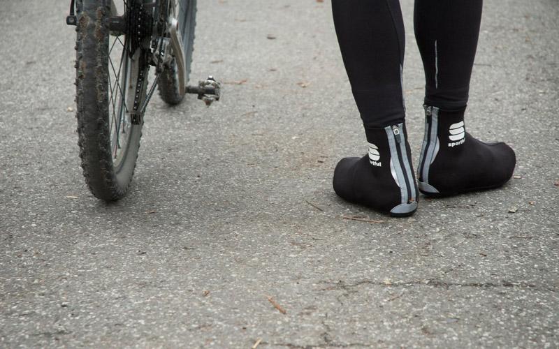 Neoprénové návleky na bicykel