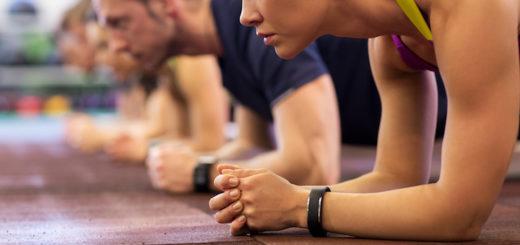 Core cvičenia fitness